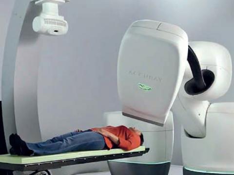 Радиотерапия при белодробни тумори