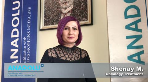 Шенай М.- Онкологично лечение