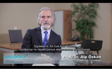 Проф. д-р Алп Йозкан (Alp Özkan)
