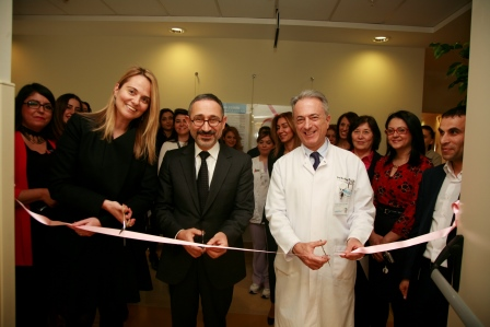În Anadolu Medical Center a fost deschis un Centru de tratament al cancerului de sân
