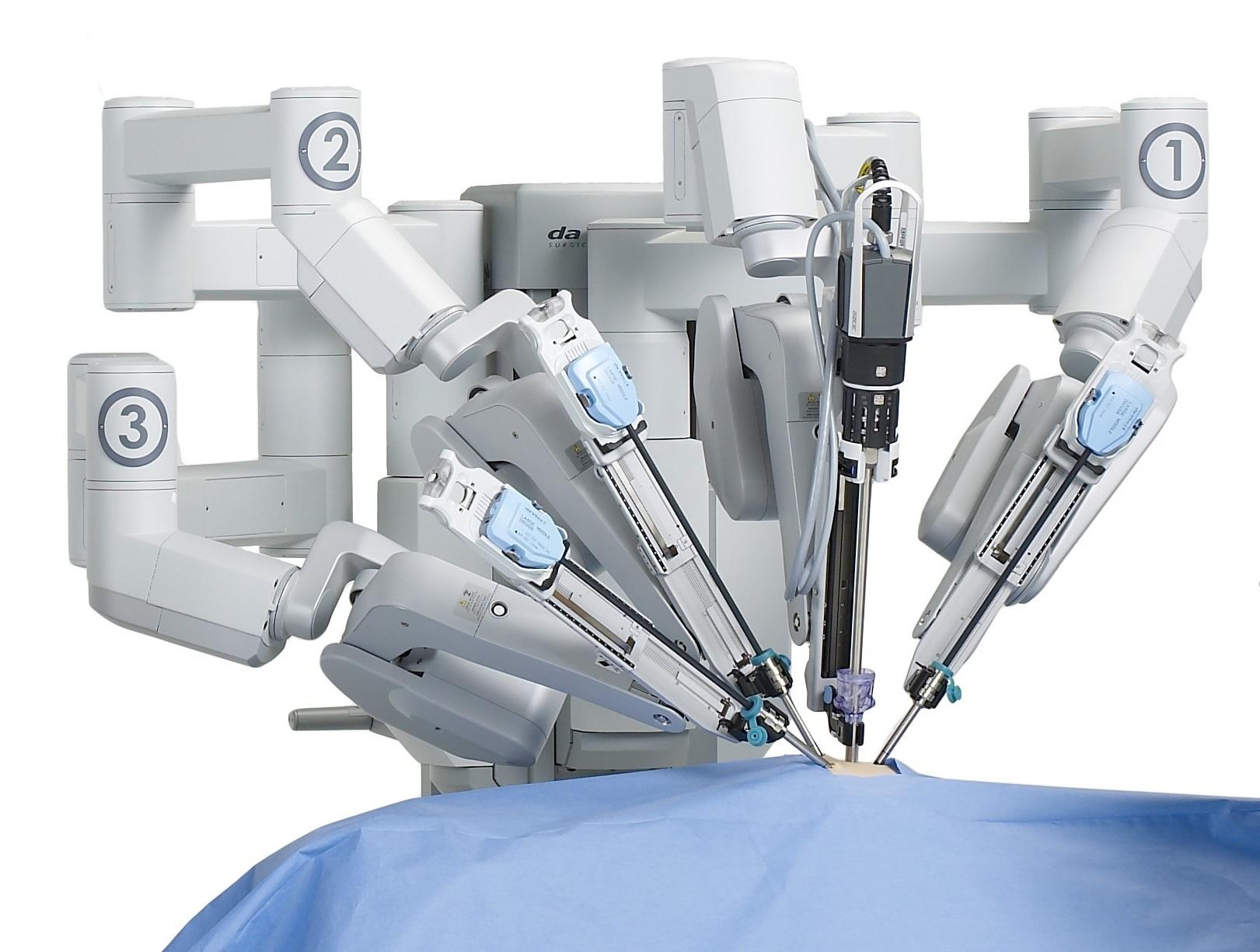 Chirurgia robotică a cancerului