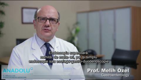 Privire de ansamblu asupra endoscopiei