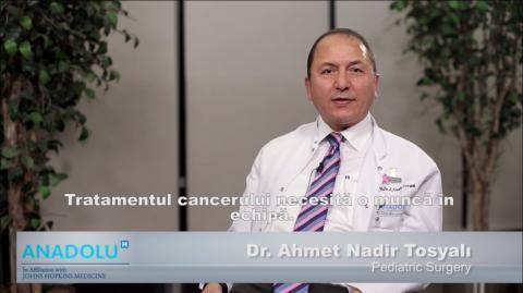 Tipurile de tratament al cancerului la copii