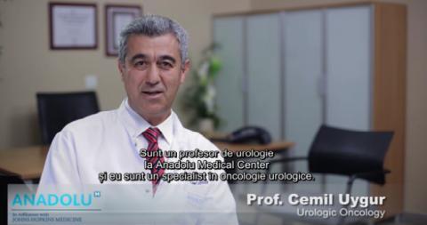 Prof. Cemil Uygur CV