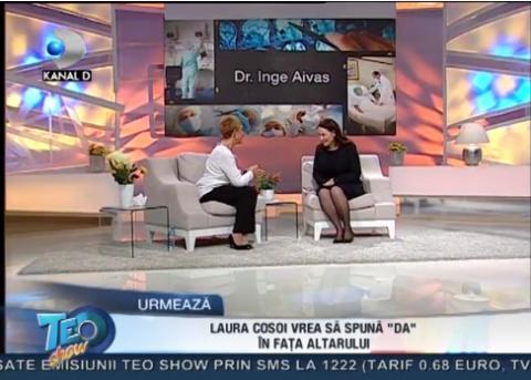 Teo Show-  Dr.Inge Aivas