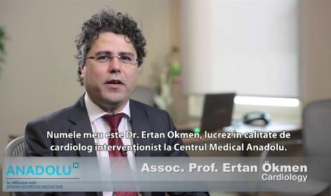 Medic Prof. Ertan Ökmen - CV