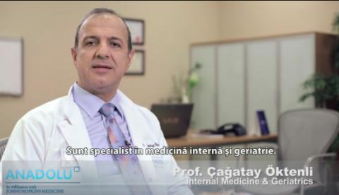 Doctor Cagatay Oktenli CV - Control Medical