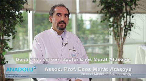 Medic Enes Murat Atasoyu - CV
