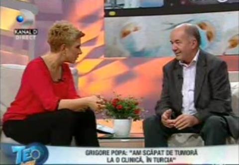 Teo Show- Grigore Popa