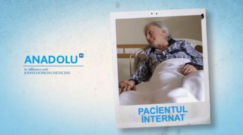 Prezentarea ın romana a Centrului Medical Anadolu ptr pacientii internati