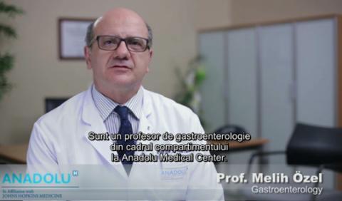 Medic Prof. Melih Özel- CV