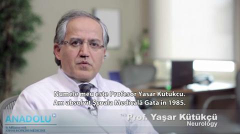 M.D.Prof. Yaşar Kütükçü- CV