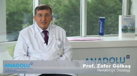 MD Prof. Zafer Gülbaş-CV