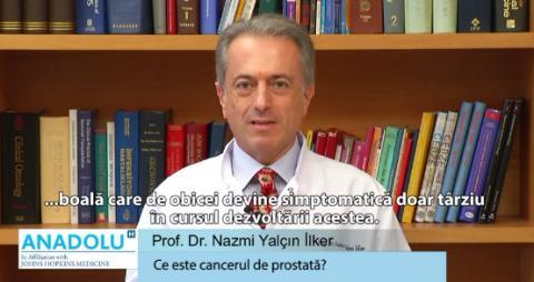 Cancerul de prostata tratat la Anadolu