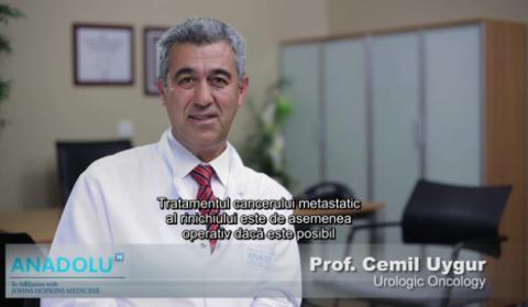 Tratamentul cancerelor de rinichi