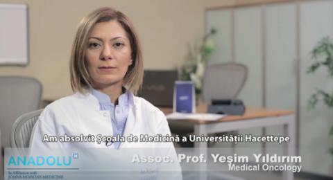 M.D.Assoc.Prof. Yeşim Yıldırım- CV
