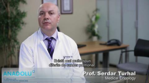 Tipurile de cancer pulmonar