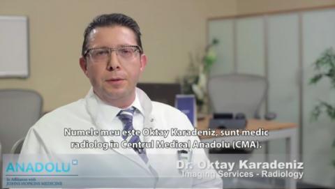 Doctor Oktay Karadeniz CV