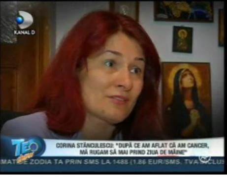 Teo Show-  Corina Stanculescu
