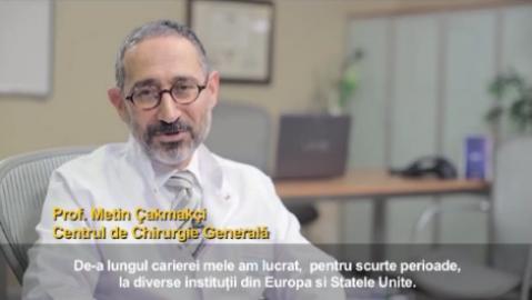 Centrul Medical Anadolu- Video TV, Chirurgie Generala