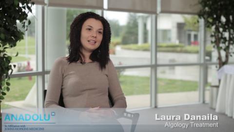 Laura D. - Tratamentul Durerii