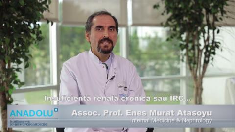 Insuficiență renală cronică