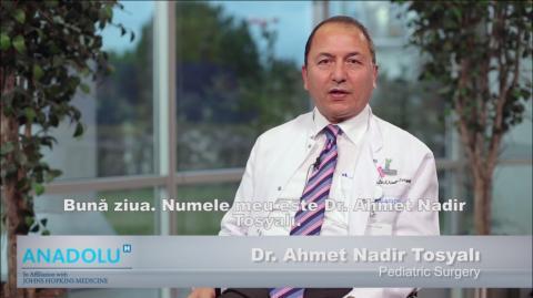 Medic Ahmet Nadir Tosyalı - CV