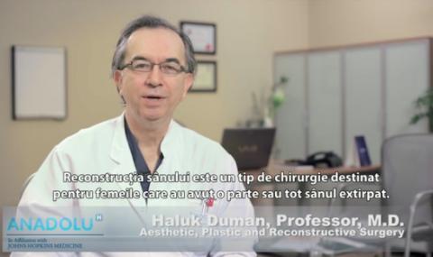 Operatia de reconstructie a sanului