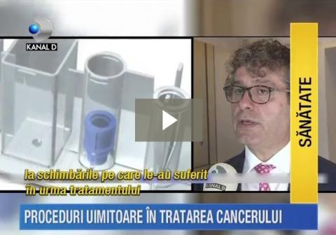 Dr. Hüseyin Baloğlu- Tehnologia CTC (circulatia ın sange a celulelor tumorale)