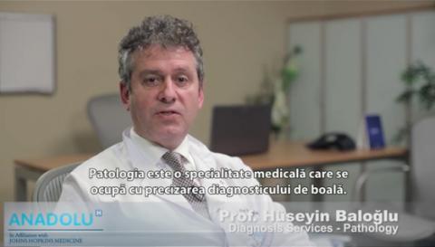 Departamanetul de Patologie al Centrului Medical Anadolu