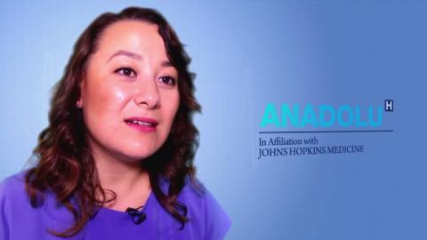 Dr. Inge Aivas- Managerul de operatiuni al de departamentul de servicii internationale