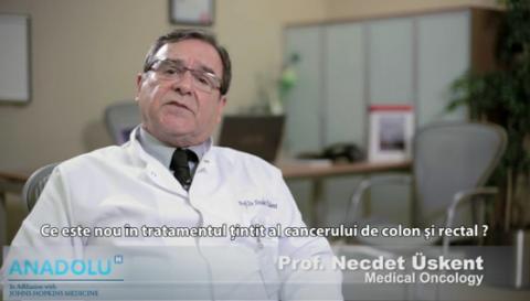 Ce este nou in studiul cancerului la colon? Terapii targetate