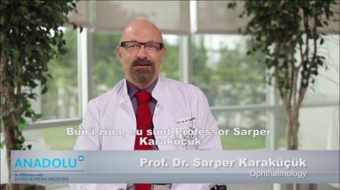 Medic Prof. Sarper Karaküçük - CV