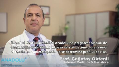 Control Medical Personalizat