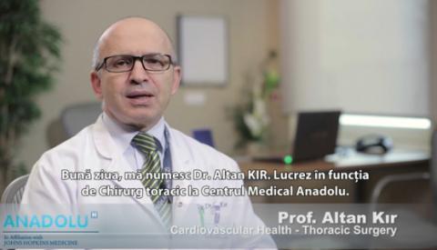 M.D. Prof. Altan Kır- CV