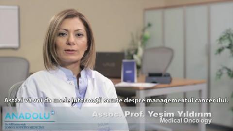Managementul cancerului