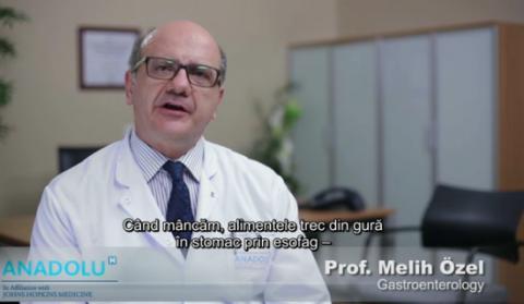 Ce este refluxul gastroesofagian?