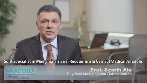 Medic Prof. Semih Akı - CV