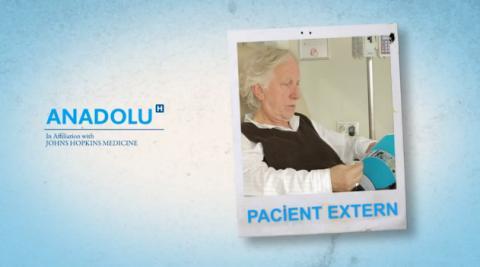Prezentarea ın limba romana a Centrului Medical Anadolu ptr pacientii ambulatorii