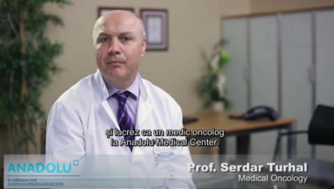 Medic Prof. Serdar Turhal- CV