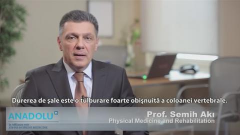 Caracteristici ale durerii lombare