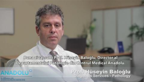 Doctor Hüseyin Baloğlu CV