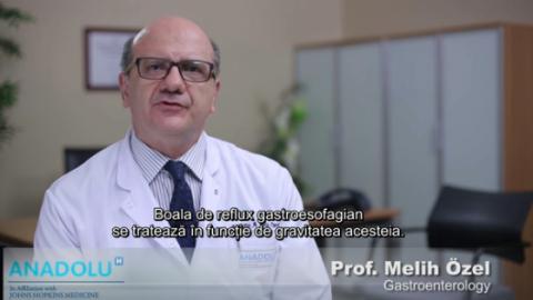 Tratarea refluxului gastroesofagian