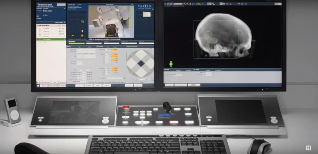 Varian Edge - авангардная радиотерапия