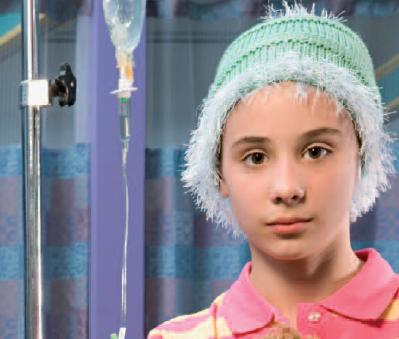 Лейкемия прежде всего поражает детей