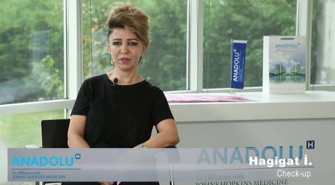 Хагигят И. - Азербайджан- Чек-ап