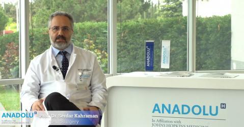 Проф. Сердар Кахраман - Отделение нейрохирургии