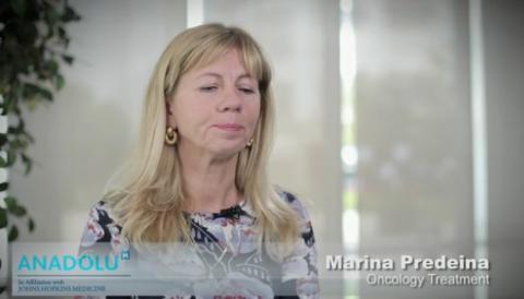 Марина П. - Лечение онкологии