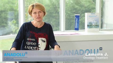 Ламзира Ж. - Лечение онкологии