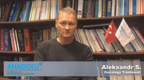 Александр Ш.- Онкология